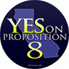 Thumbnail for Yes On Prop 8