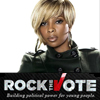 Thumbnail for Mary J. Blige Greeting - Rock The Vote