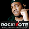 Thumbnail for Chuck D. Greeting - Rock The Vote