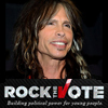 Thumbnail for Steven Tyler - Rock The Vote